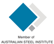 Member of Australian Steel Institute