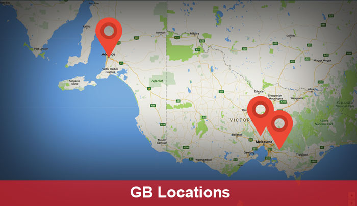 GB Galvanizing Locations