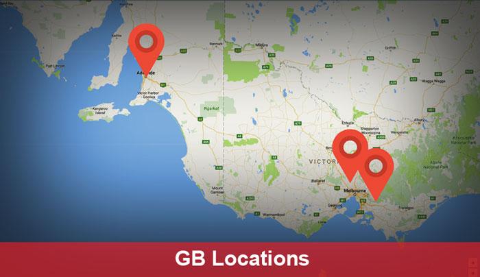 GB Galvanizing Locations