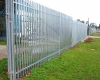 Galvanized area fencing